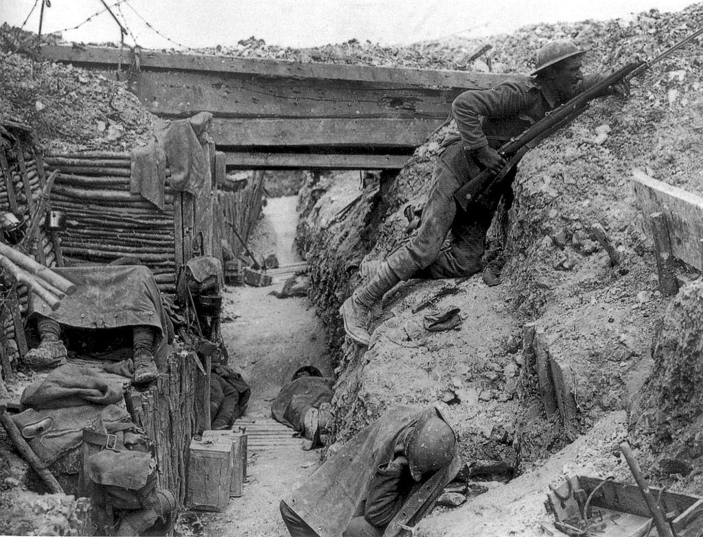 Leçon 1 : Civils et militaires dans la Première Guerre mondiale