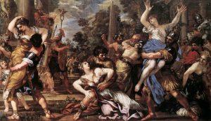 Correction du travail sur les origines de Rome