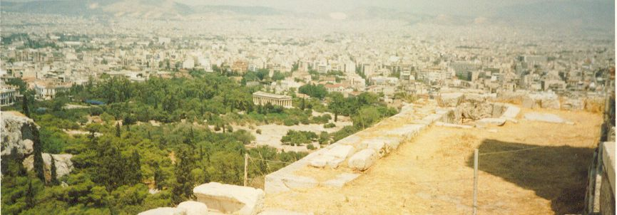 La frise des Panathénées : exercice